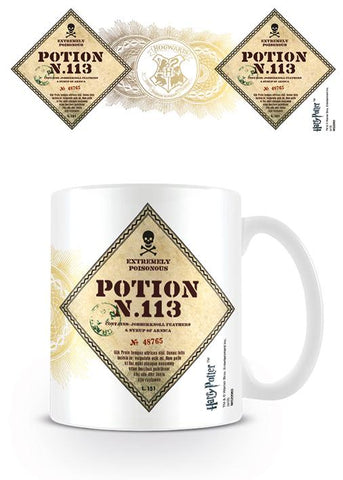 Harry Potter N.113  Potion Mug