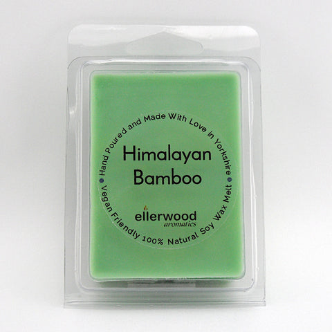 Himalayan Bamboo Soy Wax Melt Pack by Ellerwood