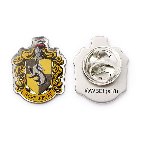 Official Harry Potter Hufflepuff Crest Pin Badge Hufflepuff