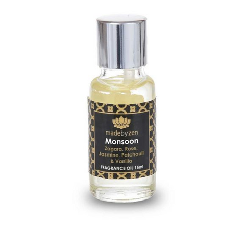 Monsoon Signature Fragrance Oil by Made by Zen