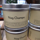 Nag Champa Soy Wax Candle from Mystical and Magical Halifax