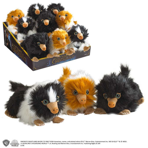 Noble Collection Baby Niffler from Fantastic Beasts