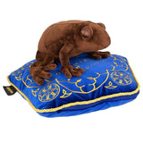 The Noble Collection Chocolate Frog Plush Mascot and Pillow