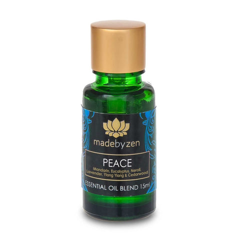 Peace Purity Fragrance Oil by Made by Zen