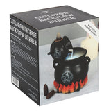 Pouring Cauldrons Light Up Backflow Incense Cone Holder Box from Mystical and Magical Halifax