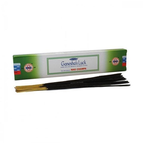 Satya Ganesha's Luck Incense Sticks 15g