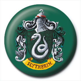 Harry Potter - Slytherin 25mm Button Badge