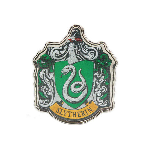Slytherin Crest Enamel Pin Badge