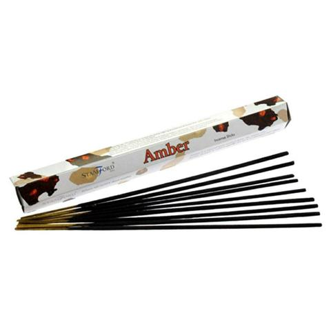 Amber Stamford Incense Sticks from Mystical and Magical Halifax