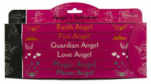 Stamford Angel's Selection Incense Gift Pack