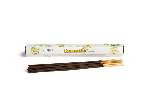 Camomile Stamford Incense Sticks
