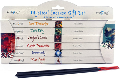 Stamford Mystical Incense Stick Gift Pack