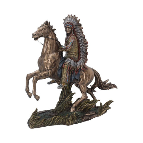 Buffalo Hunter 28.5cm Statue