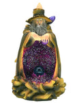Wizard Light Up Backflow Incense Cone Holder from Mystical and Magical Halifax
