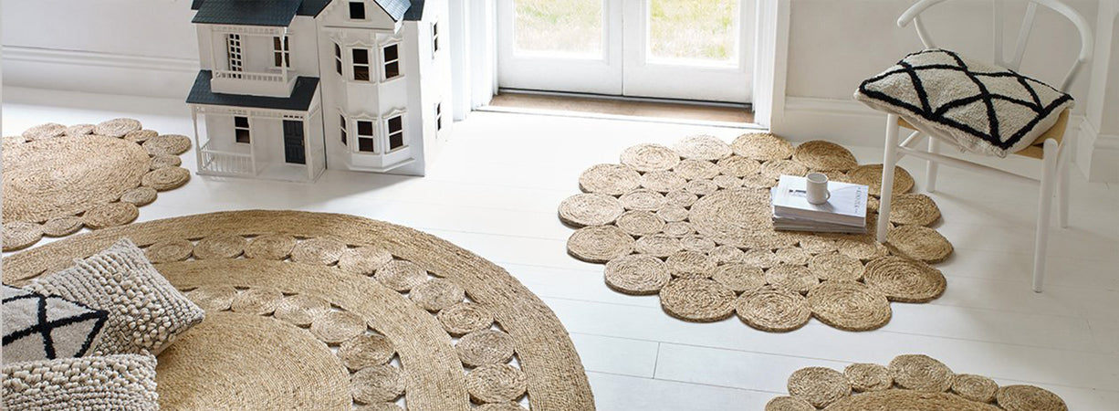 Armadillo and Co - Natural Rugs - Natural Materials - Simple Design | Nordic Living - Freyr & Fell