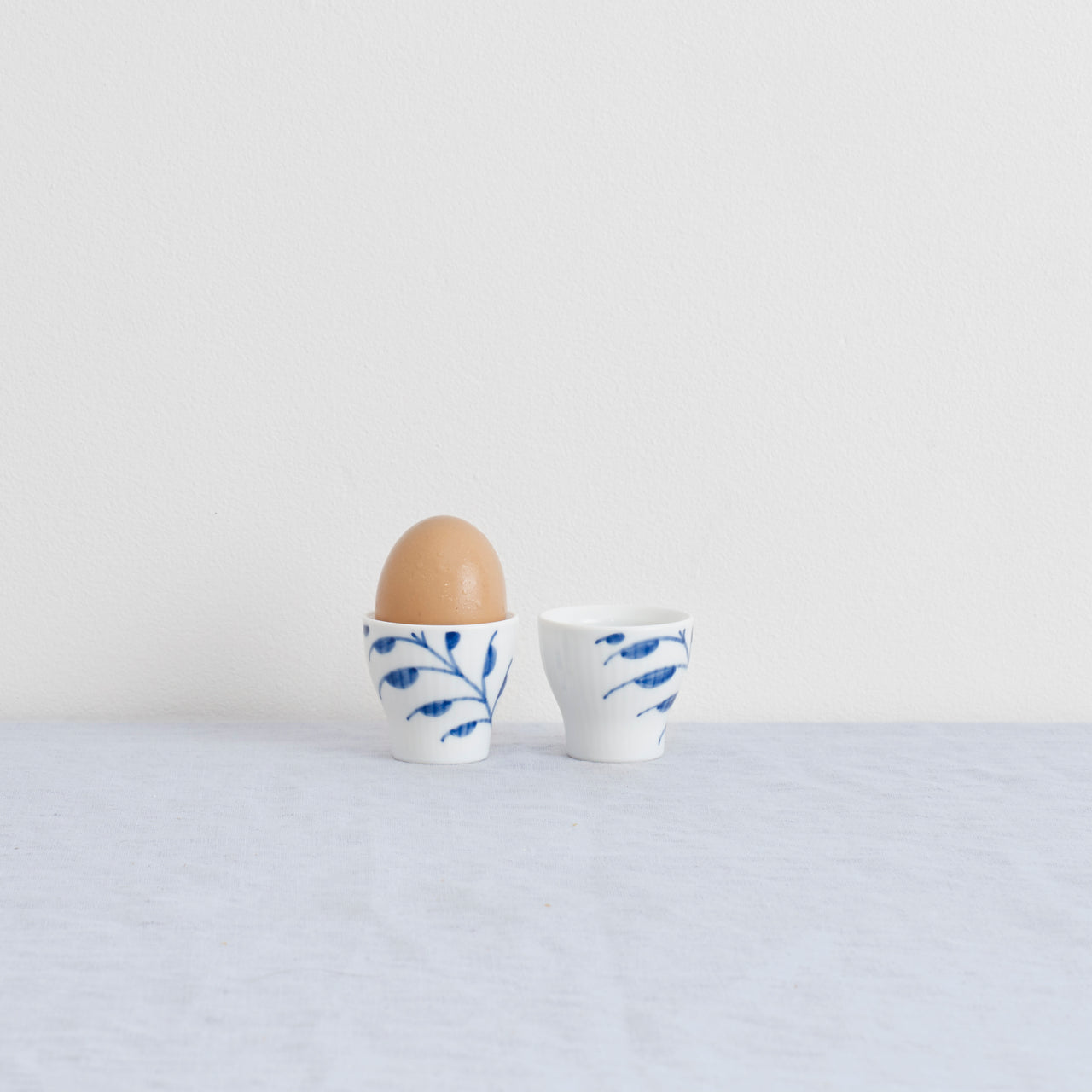 Royal Copenhagen - Blue Fluted Mega - Blue Fluted Egg Cups - Royal Copenhagen Blue Fluted Mega