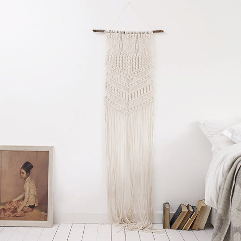 Freyr and Fell - Artisan Made - Sustainable Living | Natural Home - Made By Hand - Choose Artisan | Macrame Wall Hanging