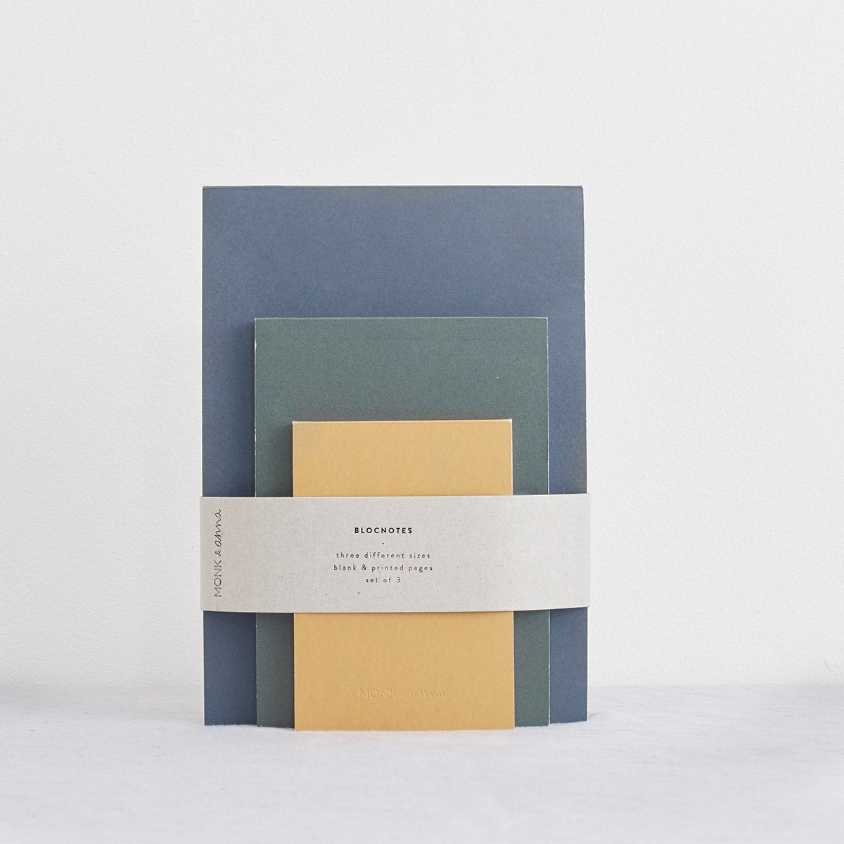 luxury stationery - monk and anna