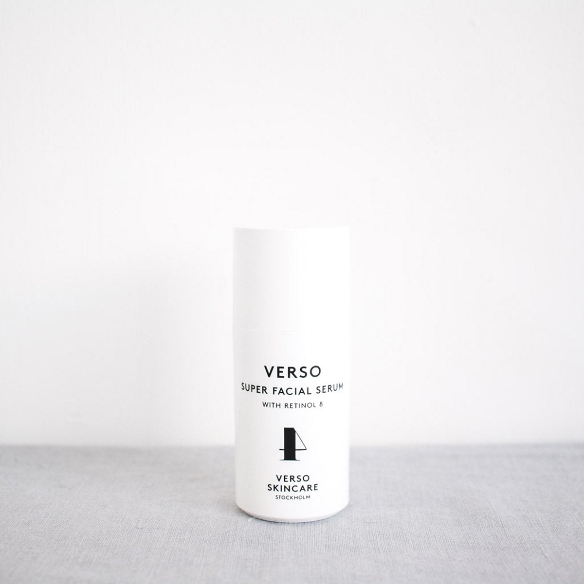 Verso Skincare - Natural Beauty - Skincare - Well Being - Swedish Skincare