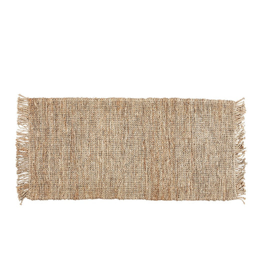 Armadillo & Co Sahara Weave Entrance Mat - Natural | hardwearing | handwoven | hemp | artisanal | slow living | nordic living