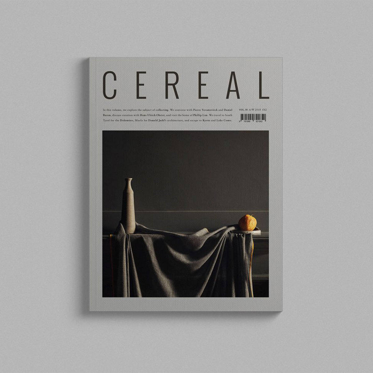 Cereal Magazine Volume 16 - Cereal Magazine - Cereal - Kinfolk | Interior Design - Simple Design