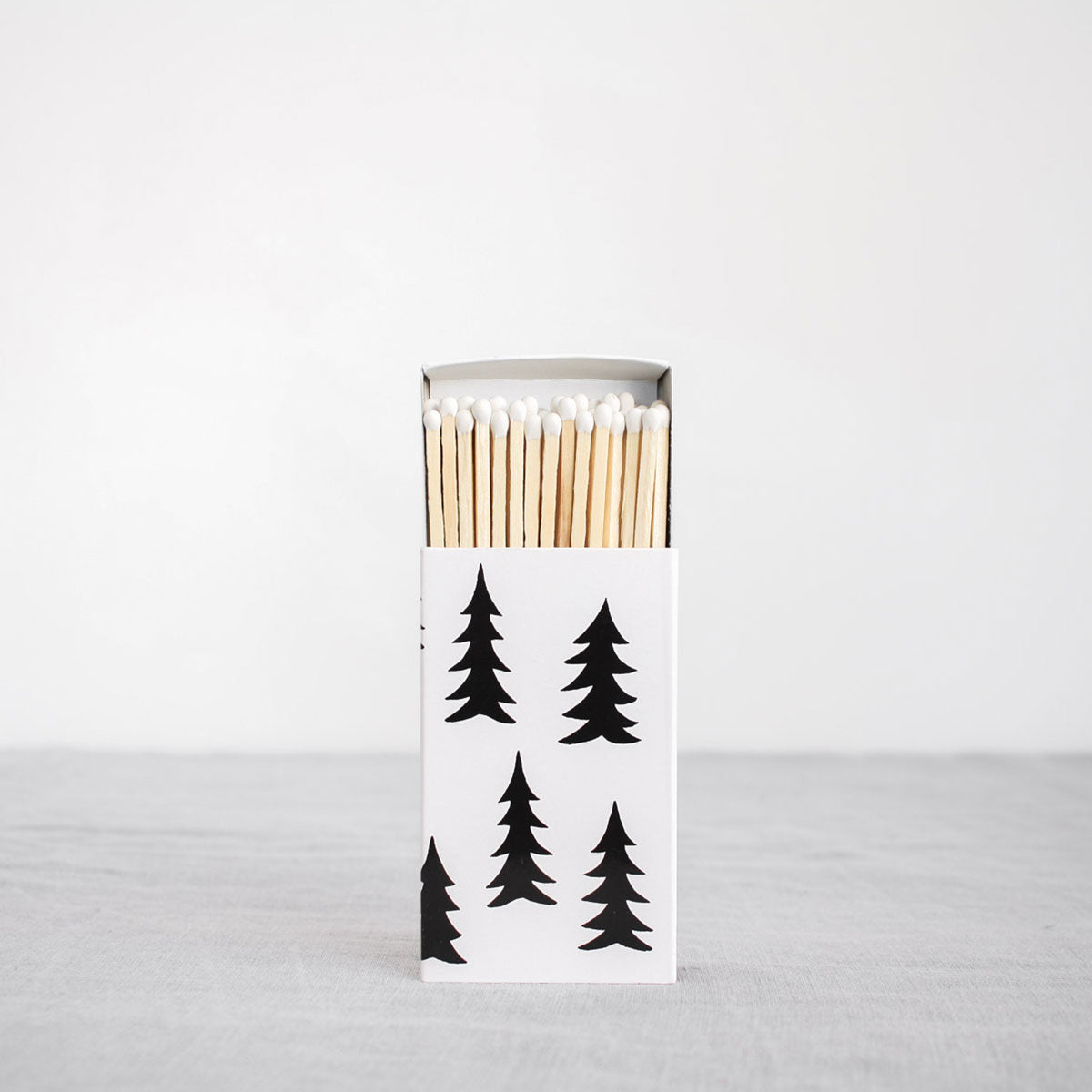 Fine Little Day- Gran Long Matches - Matchbox - Matches - Swedish Design - Scandinavian Design - Scandinavian Living - Simple Design - Nordic - Nordic Living - Nordic Design - Interiors - Interior Styling