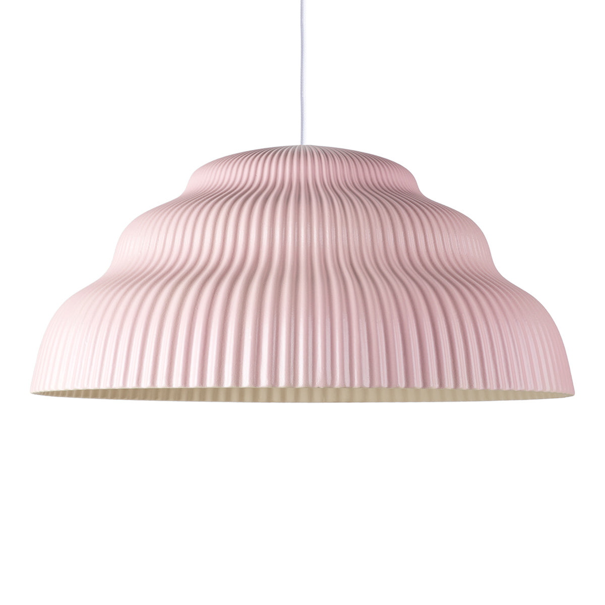 Kaskad Blush - Schneid - Schneid Lighting - Schneid Kaskad Blush Lamp Small - Julia Jessen and Niklas Jessen - Sustainable Design  - German Design - Lighting - Blush | Sustainable Living | Simple Design