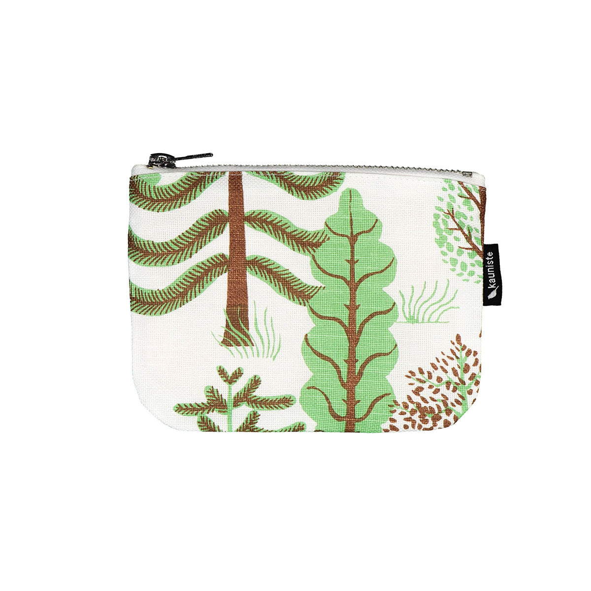 Metsa Green Make-up Bag Small