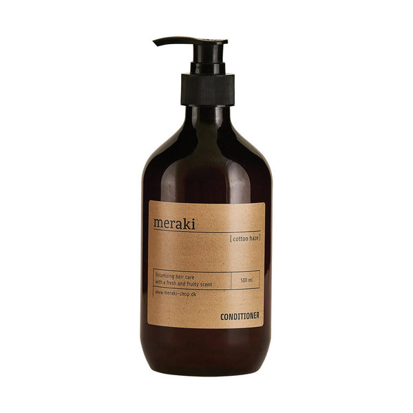 Meraki | Cotton Haze Paraben Free Conditioner | Clean Beauty | Ethical Beauty | Colourant Free - | Weightless Haircare - Slow Living - Nordic Living | Clean Beauty | Ethical Beauty