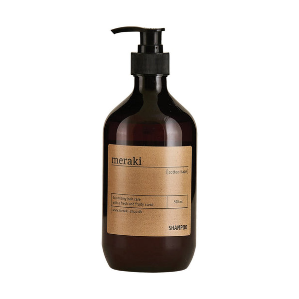 Meraki Cotton Haze Paraben Free Shampoo | Natural Skincare - Natural Beauty - Danish Skincare - Clean Beauty - Organic Skincare - Colourant Free - Gentle Cleansing | Healthy Living | Nordic Living | Slow Living | Meraki - Cotton Haze - Shampoo