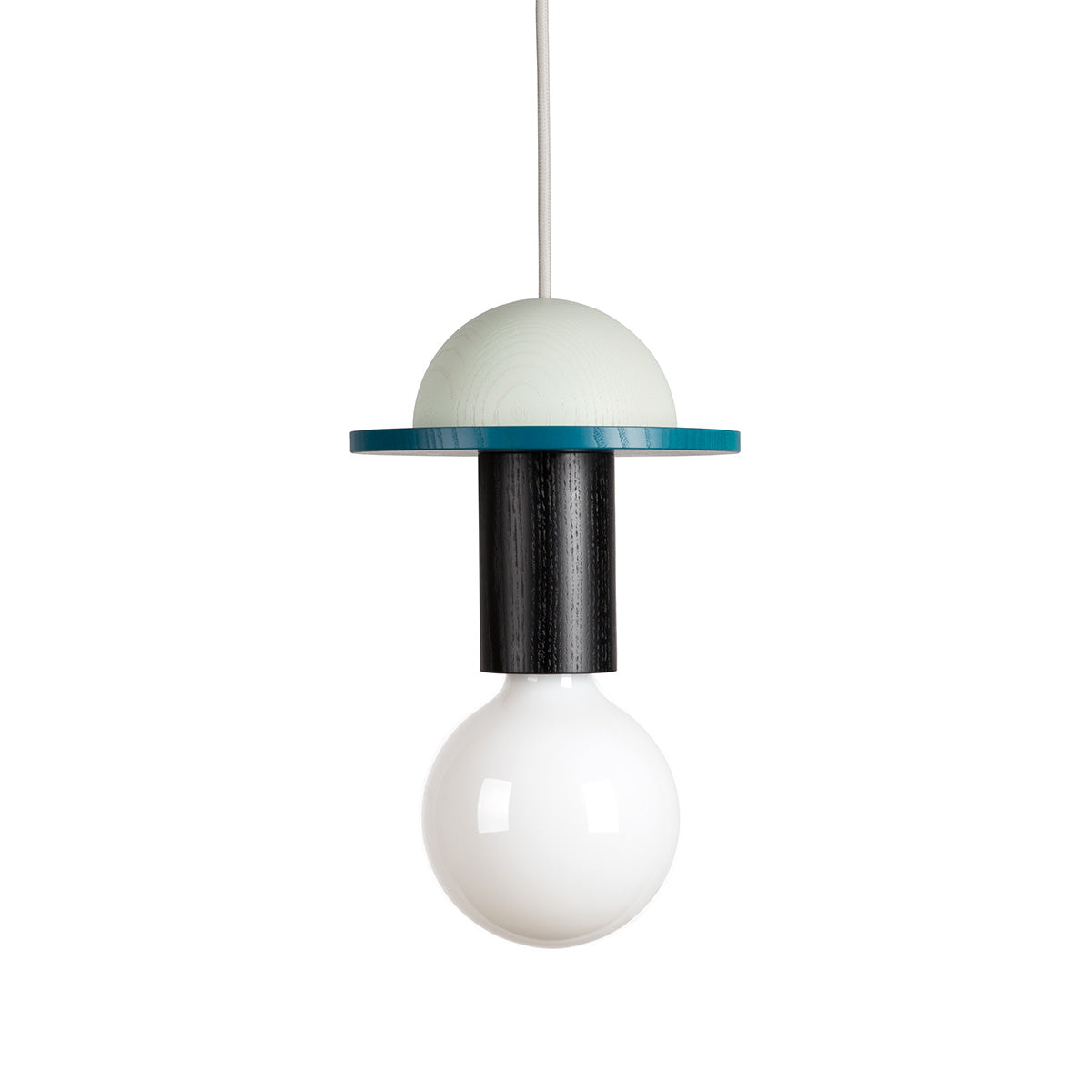 Schneid - Schneid Lighting - Schneid Junit Lamp Crescent - Julia Jessen - Modular Pendant Lamp - German Design - Lighting | Sustainable Living | Simple Design