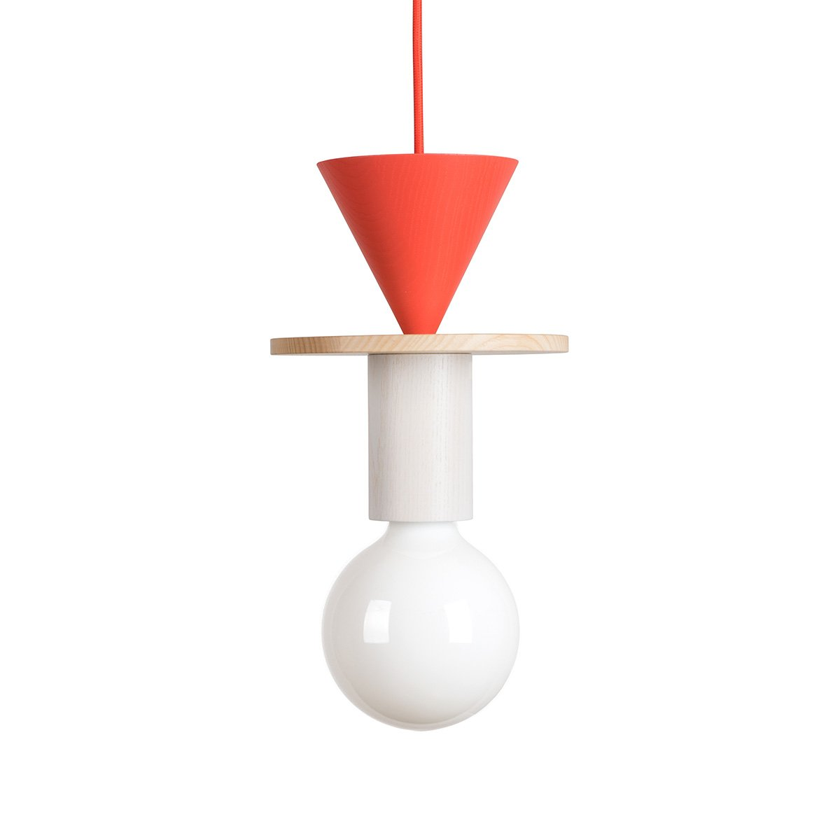 Schneid - Schneid Lighting - Schneid Junit Lamp Record - Record Lighting  - Julia Jessen - Modular Pendant Lamp - German Design - Lighting | Sustainable Living | Simple Design