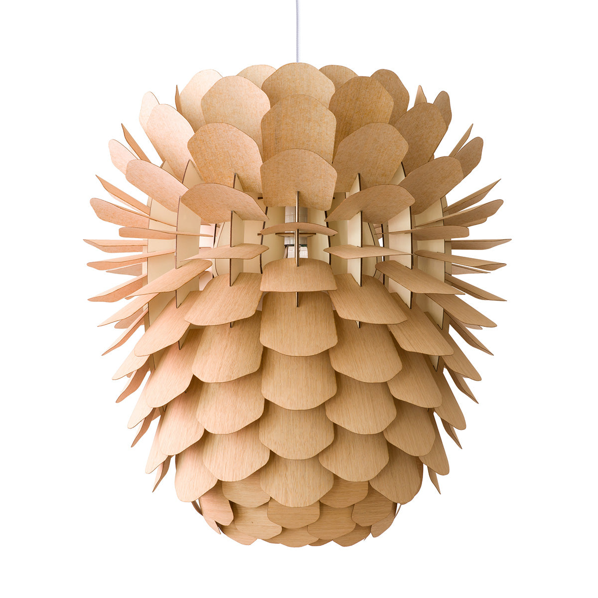 Schneid - Schneid Lighting - Schneid Zappy Lamp Small - Niklas Jessen - Sustainable Design  - German Design - Lighting - Oak | Sustainable Living | Simple Design