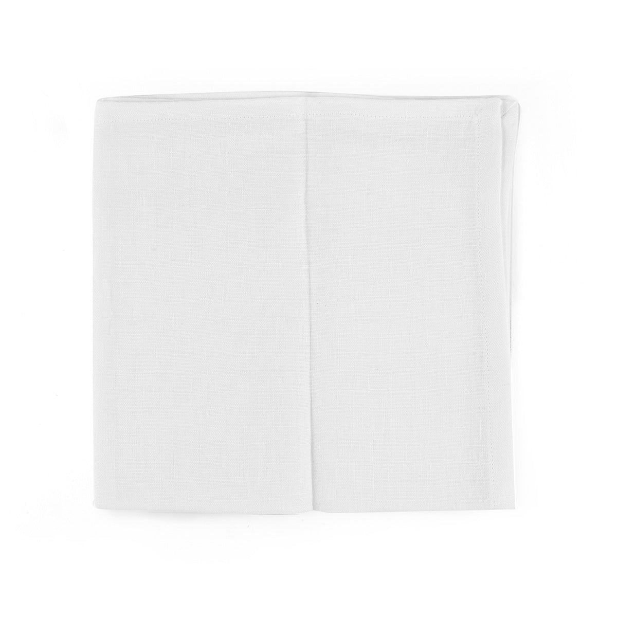 Set of 4 White Linen Napkins Freyr and Fell - Artisan - Made By Hand | Slow Living - Natural Materials - Pure Linen