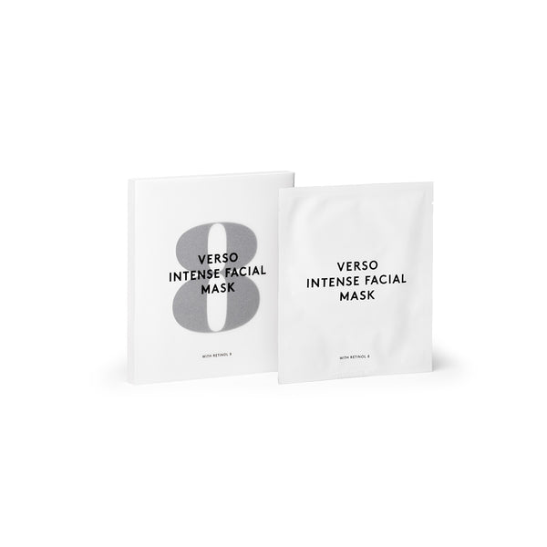 Verso Intense Facial Mask - Swedish Skincare | Verso Skincare | Beauty | Natural Beauty | Natural Skincare | Simple Beauty | Simple Skincare | Simple Skincare Routine | Scandinavian Living | Nordic Living