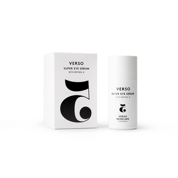 Verso Skincare Super Eye Serum - Verso Skincare - Natural Beauty | Scandinavian Beauty | Clean Beauty | Paraben Free - Nordic Living - Slow Living | British Vogue | Luxury Skincare - Bridal Beauty