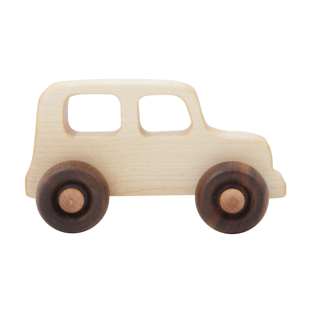 Wooden Story Off Road Vehicle - wooden car -Wooden Story-Natural Play-Natural Nursery - Play-Handmade---Eco Friendly Toys - Eco Friendly Play - Handmade -Sustainable Design