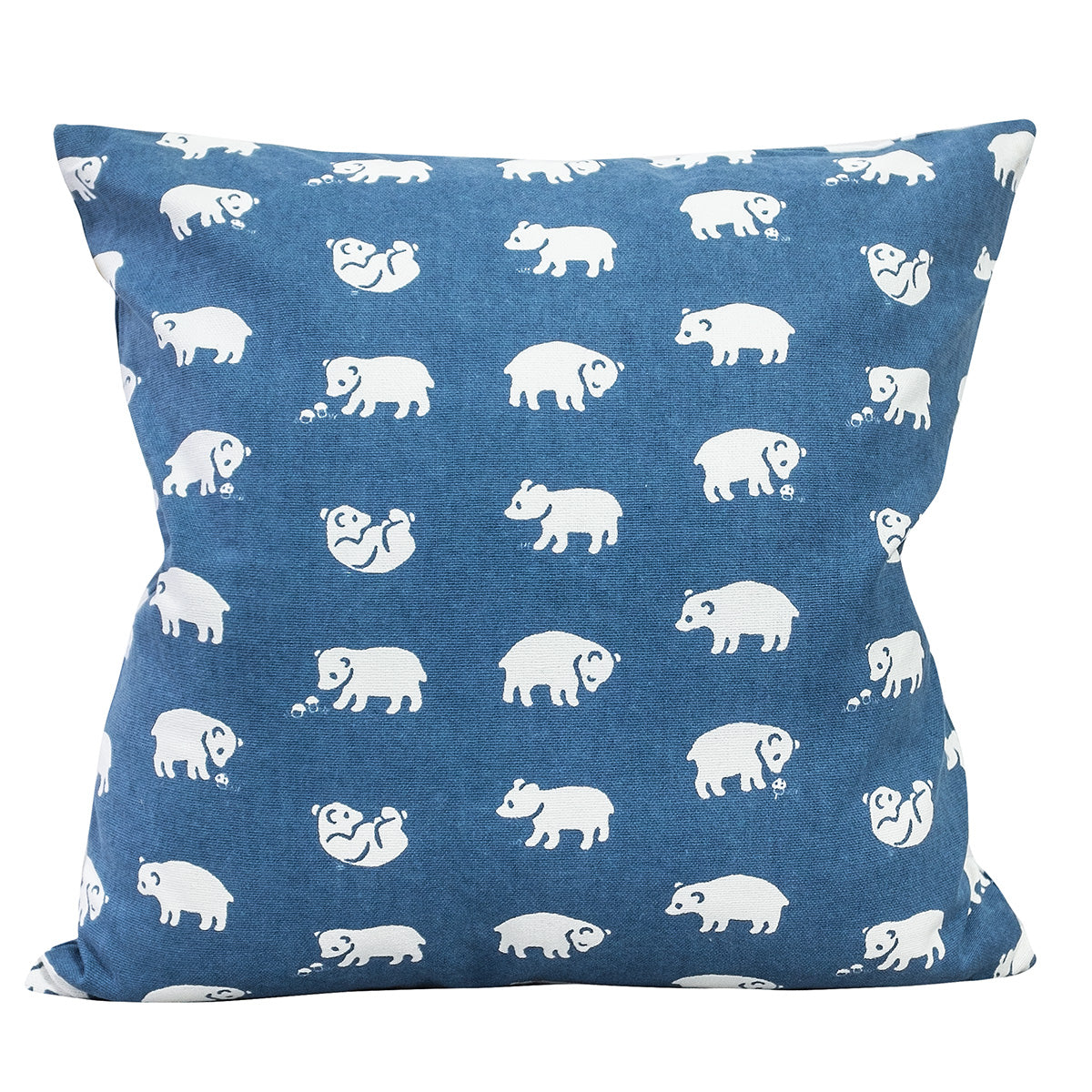 Fine Little Day - Bjorn Cushion Cover Blue - Cushion - Nordic Living