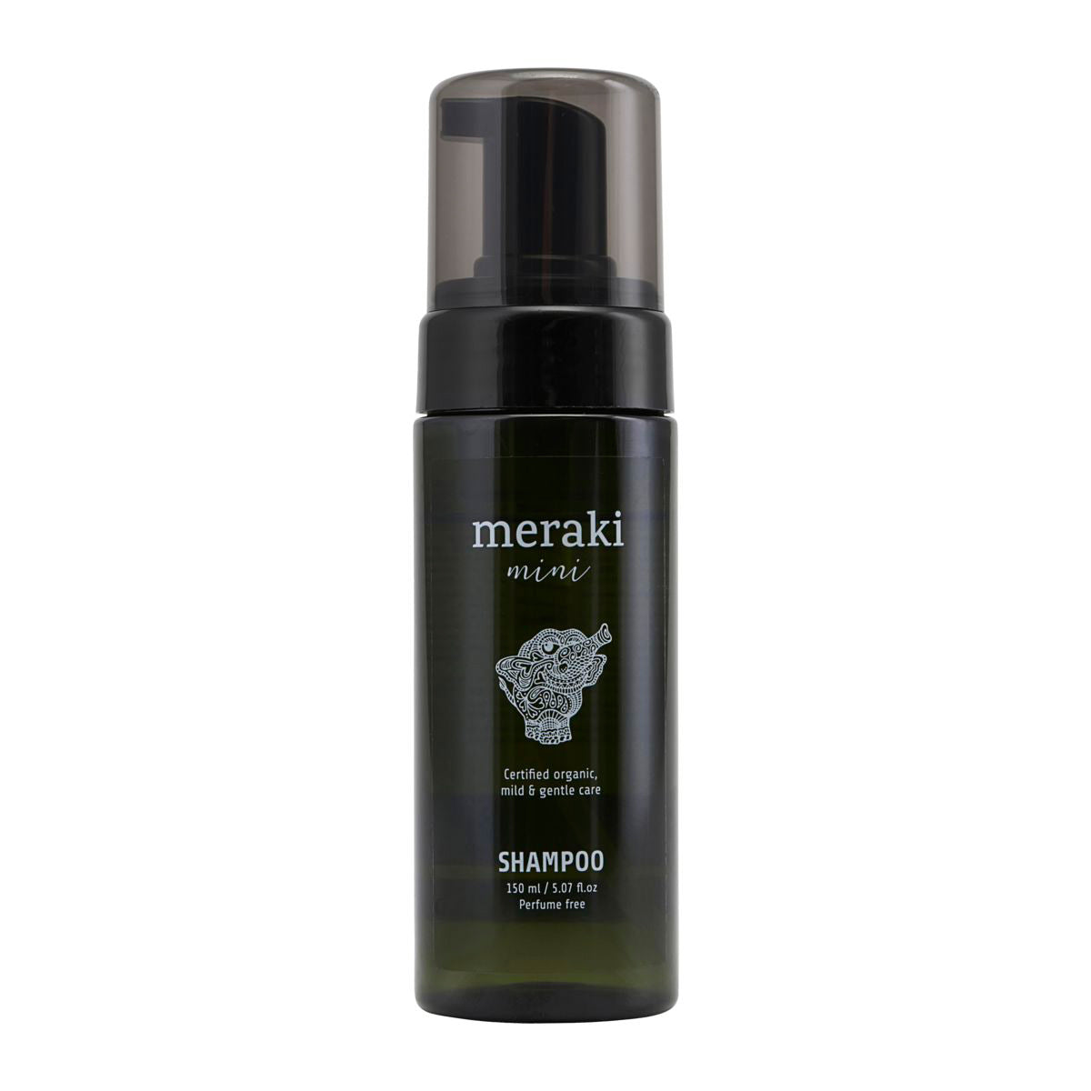 Meraki Mini - Organic Baby - Paraben Free Shampoo | Natural Skincare - Natural Beauty - Danish Skincare - Clean Beauty - Organic Skincare - Colourant Free - Gentle Cleansing | Healthy Living | Nordic Living | Slow Living | Meraki Mini Shampoo