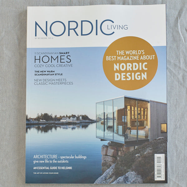 Nordic living by bo bedre editorial interior design - Scandinavian interior design magazine ...