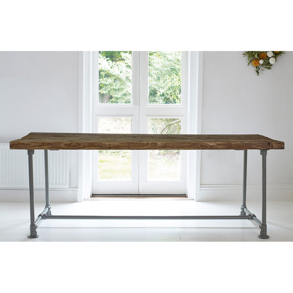 the emma table - nordic living - recycled furniture - vintage - dining table - kitchen table - handcrafted | slow living