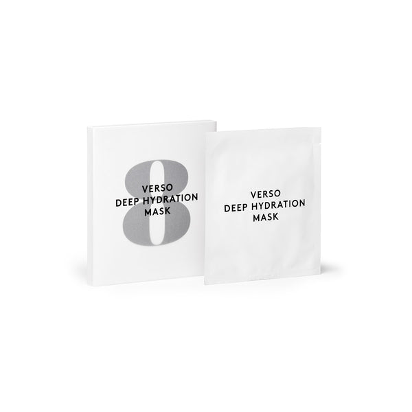 Verso Skincare Deep Hydration Mask - Cult Beauty - Natural Beauty | Paraben Free | Colourant Free | Swedish Skincare | As Seen In Vogue | Bridal Beauty | Slow Living - Nordic Living