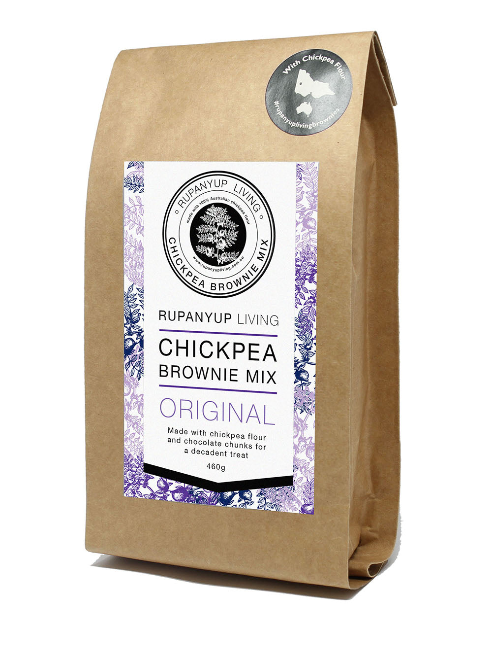 Chickpea Brownie Mix - Original