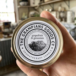 Soy Candles - Rupanyup Living