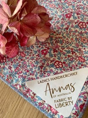 Liberty Print - 5 pk Hankies