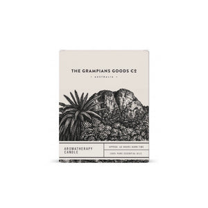 The Grampians Goods Co Candle
