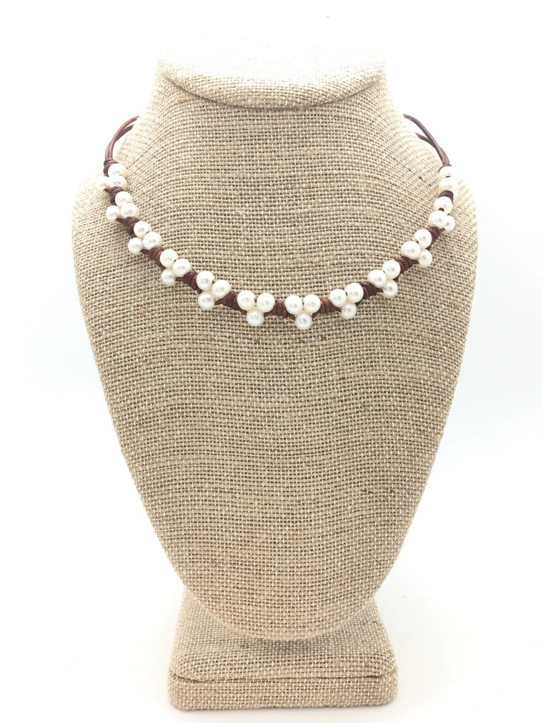 The Crown Pearl Necklace