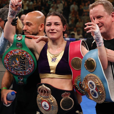 Katie Taylor: Queen of the Ring