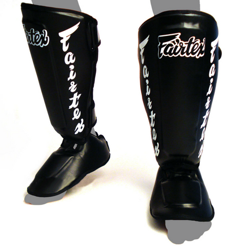 Review of Fairtex Shin Guards