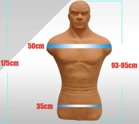 Free Standing XL 'BOB' Punching Dummy/Bag